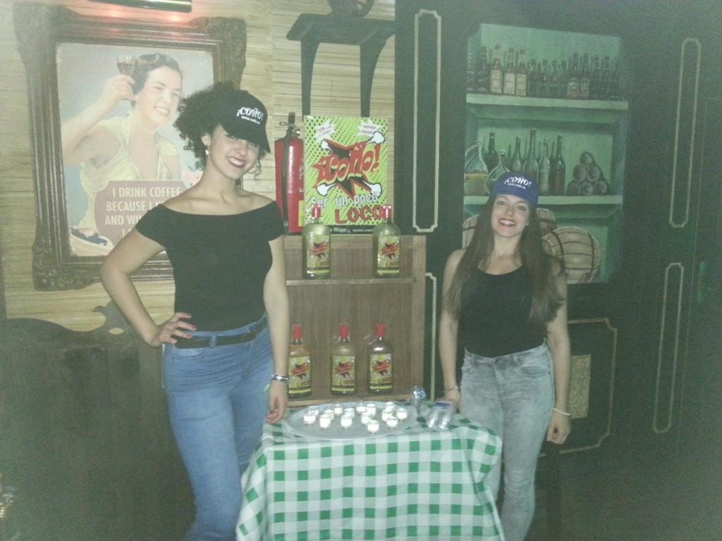 Coño Degustacion Discotheka Bambola Ronda