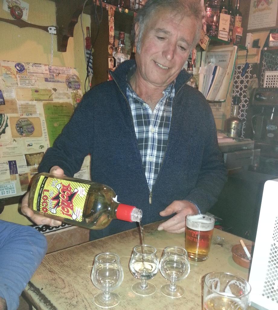 Bar El Patillas Ronda